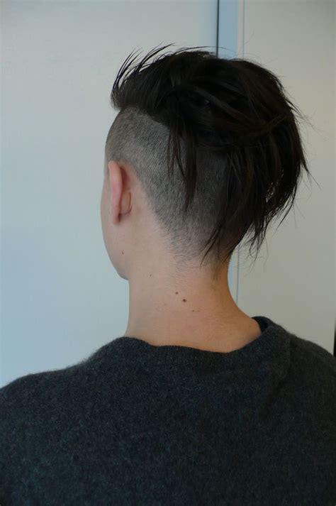 des femmes punk images  pinterest hairdos