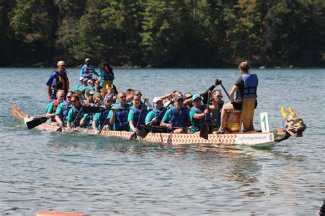 Dragon Boat Lake James by Dragon Boat Racing Competition Returning Under New