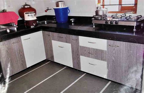 modular pvc kitchen furniture  ahmedabad kaka sintex