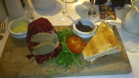 chicken liver pate starter picture of san carlo manchester manchester tripadvisor