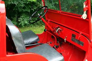 1949 Willys Cj-2a - Information And Photos