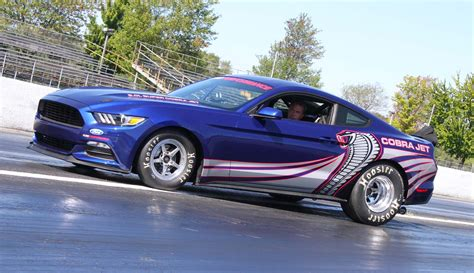 Exclusive First Look! Ford's 1,000hp Cobra Jet Mustang