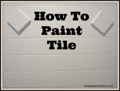 Floor Tile Paint For Bathrooms by Best 25 Paint Bathroom Tiles Ideas On
