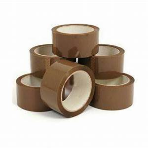 2 Inch X 110 Yd Tan Packing Tape