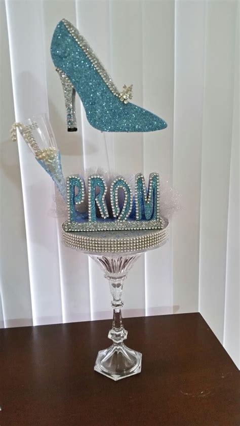 high heel table centerpiece prom shoe high heel