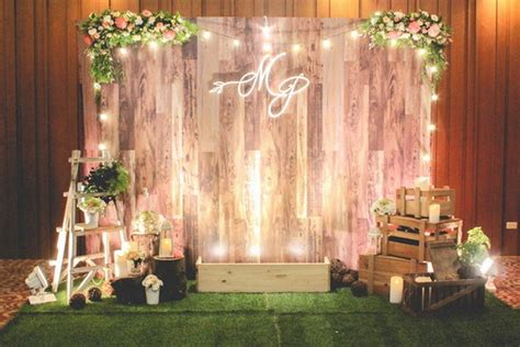 Photo Booth Backdrop by Photobooth Wedding Backdrop Ribbon Ideas Oosile