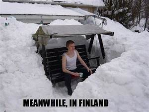 Finnish Winter? No Problem! – Alternative Finland