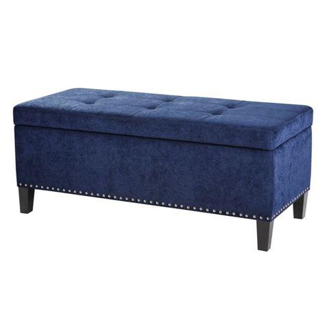 Bedroom Bench Navy Blue best 25 navy blue bedrooms ideas on navy