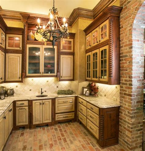 brick floor in kitchen top kitchen flooring options that can make your design pop 4883