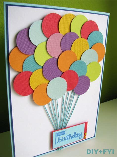 birthday card designs handmade cards diy fyi creatively created