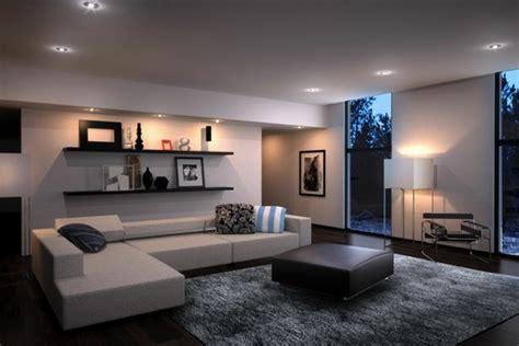 grosses wohnzimmer modern einrichten