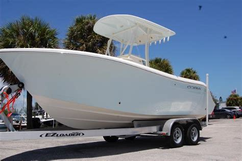 Cobia Boats 220 Cc by Cobia 220cc Boats For Sale