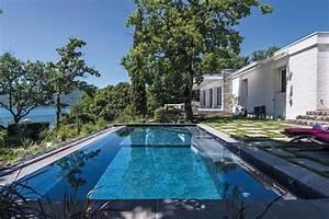 Piscine A Débordement : la perspective d une piscine d bordement c t piscine ~ Farleysfitness.com Idées de Décoration