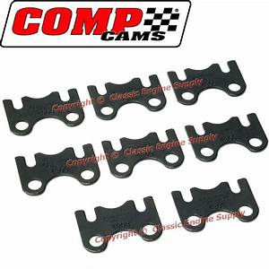 New Set Comp Cams Guide Plates Chevy Sb 283 327 350 400