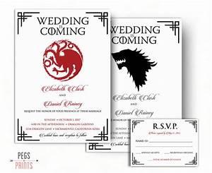 dragon wedding invitation and rsvp card wolf wedding With wedding invitation cards games