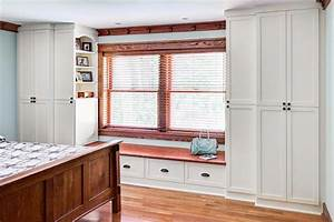 custom bedroom cabinetry 28 images custom With kitchen cabinets lowes with new york hut sticker
