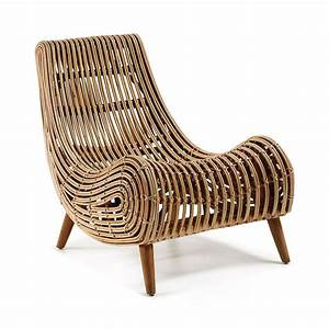 Fauteuil Design En Bois Dan By Drawer