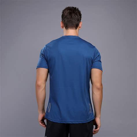 shirt homme running designer t shirts running slim fit tops tees sport s