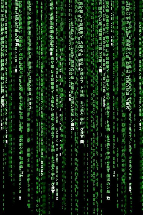 Matrix Wallpaper Animated Iphone - matrix code wallpaper hd wallpapersafari