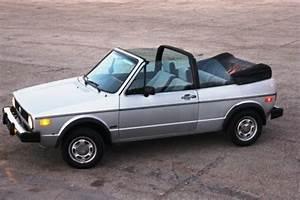 Sell Used 1984 Volkswagen Rabbit Cabriolet Base