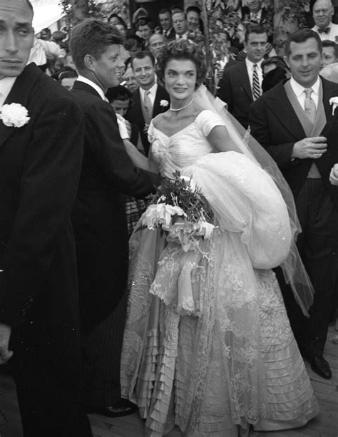 Wedding Of Jackie Kennedy And Jfk Jacqueline Kennedy