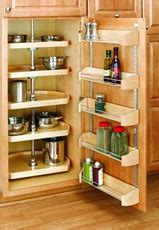 kitchen wine cabinets rev a shelf wood d shaped pantry sets independently rotating rev a shelf wood pantries 3489
