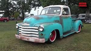 1949 Chevy 3100 Rat Rod Shop Truck - Redneck Rumble