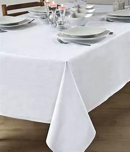 Tischdecke Weiß Bügelfrei : tischdecke atlanta wei ohne muster 130x340 b gelfrei tischdecken eckig tisch pad shop ~ Eleganceandgraceweddings.com Haus und Dekorationen