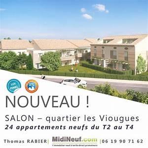 Garage Du Midi Salon De Provence : midi neuf programme neuf var alpes maritimes vaucluse et bouches du rh ne ~ Gottalentnigeria.com Avis de Voitures