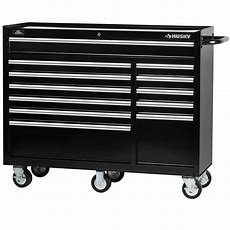 Husky 52 In 12drawer Tool Cabinethmt5212  The Home Depot
