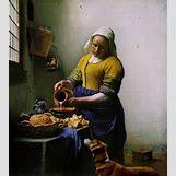 Milkmaid Vermeer | 874 x 975 jpeg 263kB