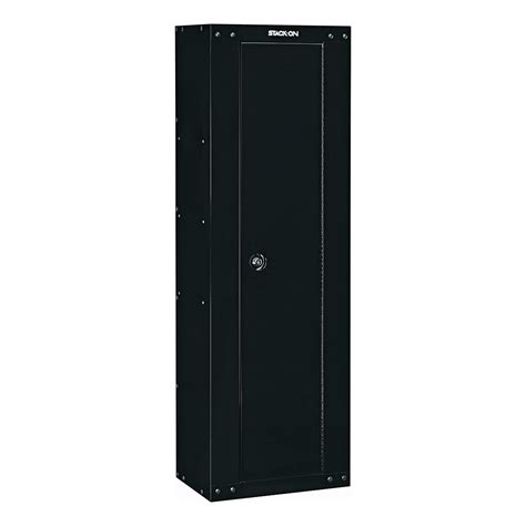 stack on 8 gun security cabinet stack on gcb 8rta ds 8 gun ready to assemble security cabinet