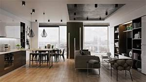 Arredamento, Soggiorno, Moderno, Design, Consigli, E, Idee, Per, La, Zona, Living