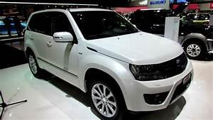 Suzuki Vitara 4x4 : 2014 suzuki grand vitara compact top diesel 4x4 exterior ~ Nature-et-papiers.com Idées de Décoration