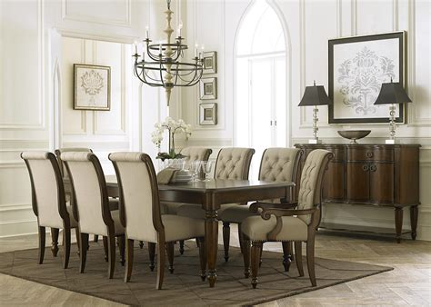 Liberty Furniture Cotswold Formal Dining Room Group