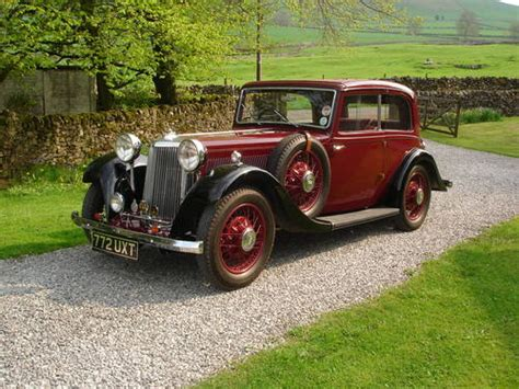 armstrong siddeley  sports foursome coupe sold