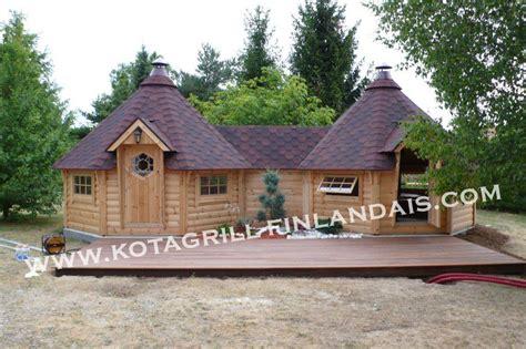 maison en bois finlandaise kotas sur mesure