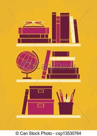 affiche bureau clip vecteur de affiche bureau retro style bureau