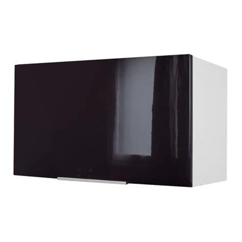 meuble haut cuisine noir object moved