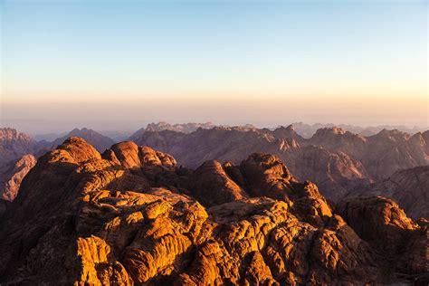 Mount Sinai Map - Egypt - Mapcarta