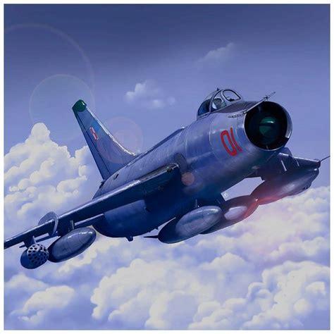 Sukhoi Su-7 Fitter Images On Pinterest