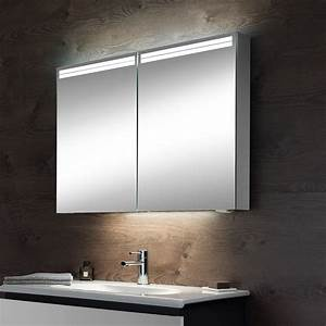 Spiegelschrank 12 Cm Tief : schneider arangaline spiegelschrank b 80 h 70 t 12 cm mit 2 t ren reuter ~ Indierocktalk.com Haus und Dekorationen