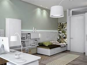 Teenager Zimmer Kleiner Raum : g stezimmer einrichten 50 wunderbare ideen ~ Markanthonyermac.com Haus und Dekorationen