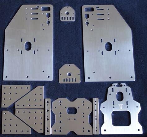openbuilds ox cnc tall aluminum gantry plates