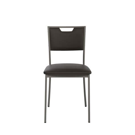 chaise de cuisine en cuir blanc chaise de cuisine 2 chaises de cuisine salon salle