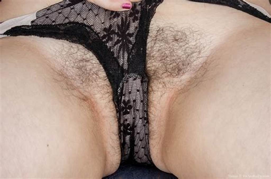 #Hairy #Tamar #Speaks #With #Her #Lover #Over #The #Phone #And #The