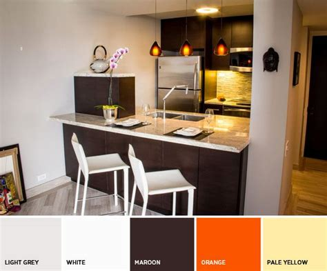 Best Small Kitchen Color Schemes — Eatwell101