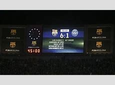 Barcelona vs Paris Saint Germain 200 Ribu Orang Minta
