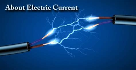 About Electric Current - Assignment Point