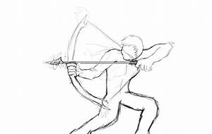 Figure, Male, Bow and Arrow by Naiyus on DeviantArt
